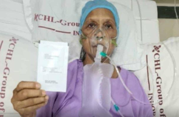 DRDO की 2-DG दवा से 70 साल की महिला मरीज का ऑक्सीजन लेवल 94 पहुंचा